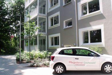 Ambulanter Pflegedienst Greifswald