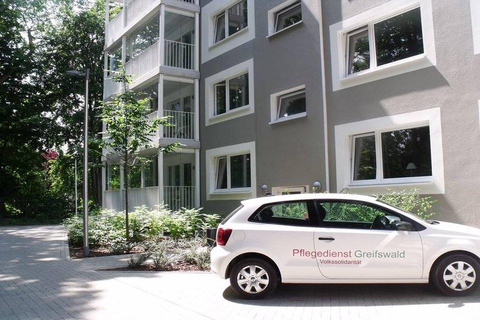 "Seniorenresidenz ""Am Boddenhus"" Greifswald"