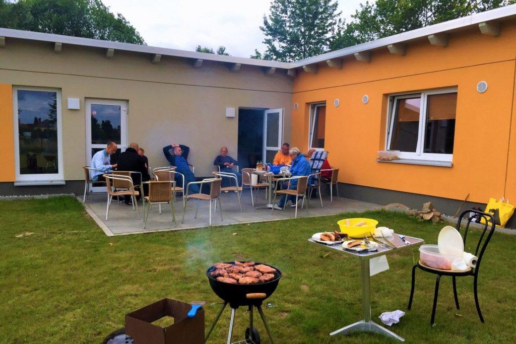 Obdachlosenhaus Greifswald