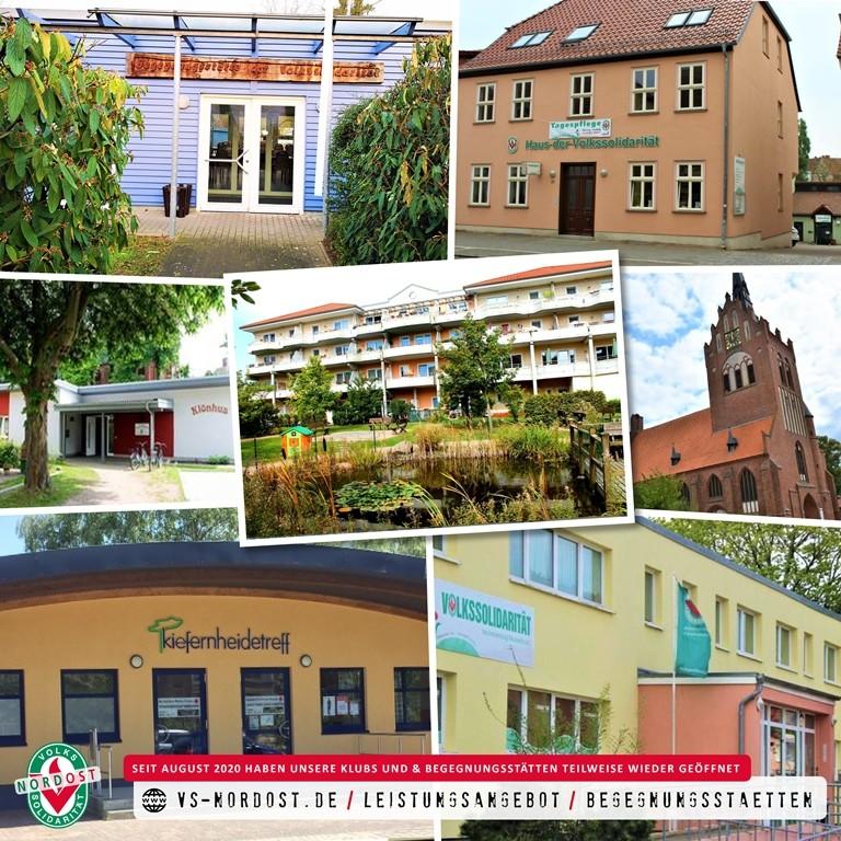 Wieder geöffnet: Unsere Klubs & Begegnungsstätten füllen sich mit Leben