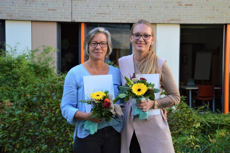 Glückwünsche an unsere Greifswalder Pflege zum Praxisanleiter