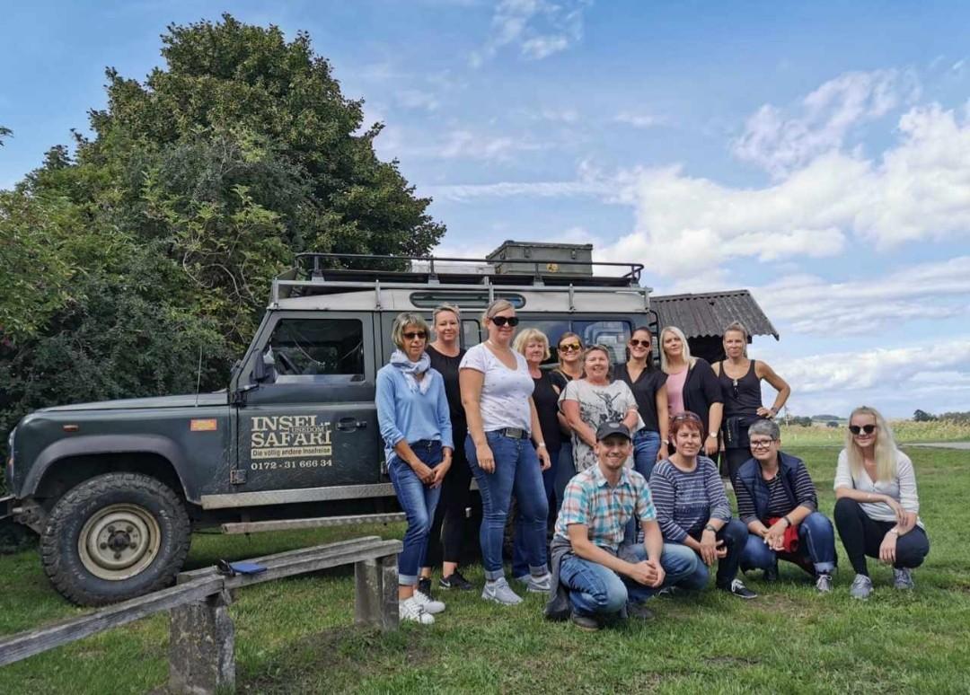 Sonnige Inselsafari über Usedom mit unserer Kita & dem Hort aus Dersekow