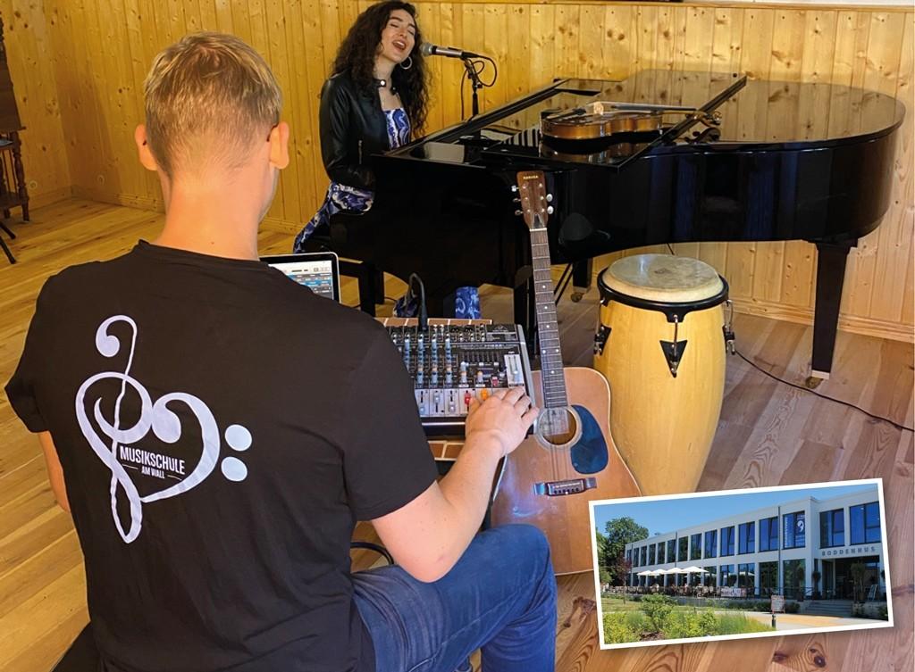 """""""Wie klingt die Welt?"""" – Integrativer Musikworkshop für Jugendliche startet mit ersten Schnupperstunden im Boddenhus"""
