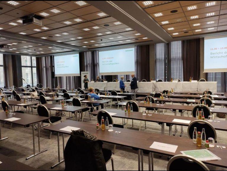 Wir waren in Leipzig bei der Bundesdelegiertenversammlung 2020