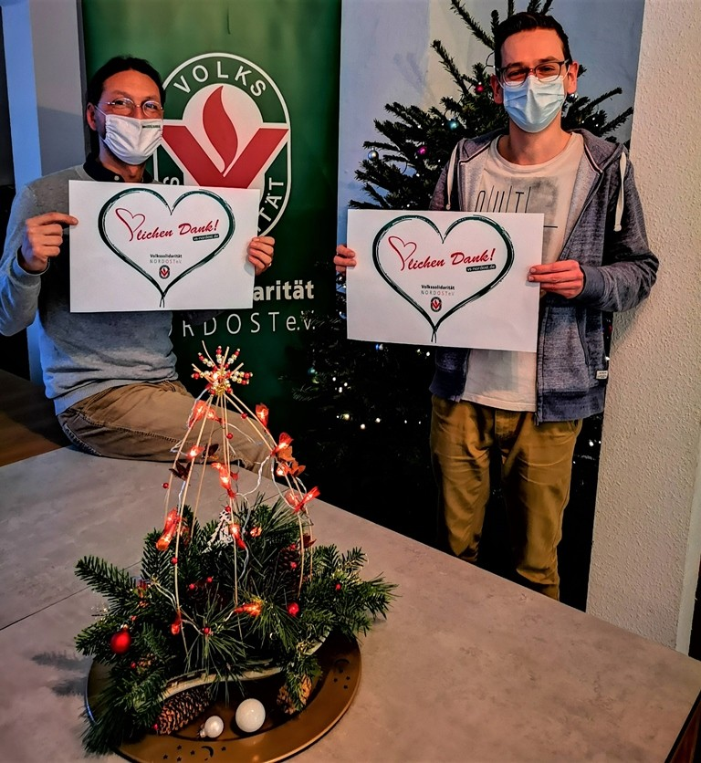 Erfolgreiche Spendensammlung trotz schwieriger Zeiten – Anträge ab Januar