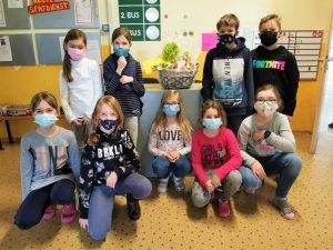 Herzliche Grüße an den Greifswalder Tierpark von den Kindern unseres Dersekower Hortes