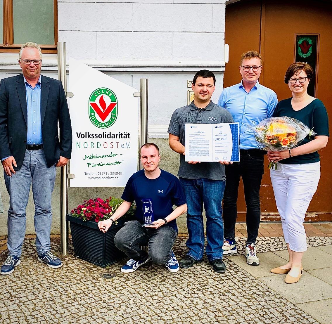 """Read more about the article Wir sind """"TOP-Ausbildungsbetrieb 2021"""""""