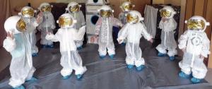 """Read more about the article Die kleinen Astronauten der Kita """"Am Stadtwald"""" versprühen so viel Freude"""