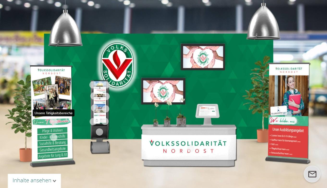 Read more about the article Besuchen Sie unseren digitalen Messestand auf der Rostocker OZ-Jobmesse
