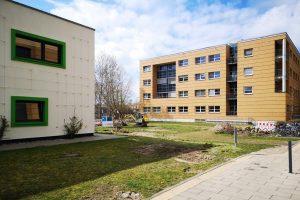 09.04. Erste Baumaßnahmen für den neuen Anbau der Uni-Kita Greifswald