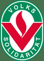 Das Logo der Volkssolidarität