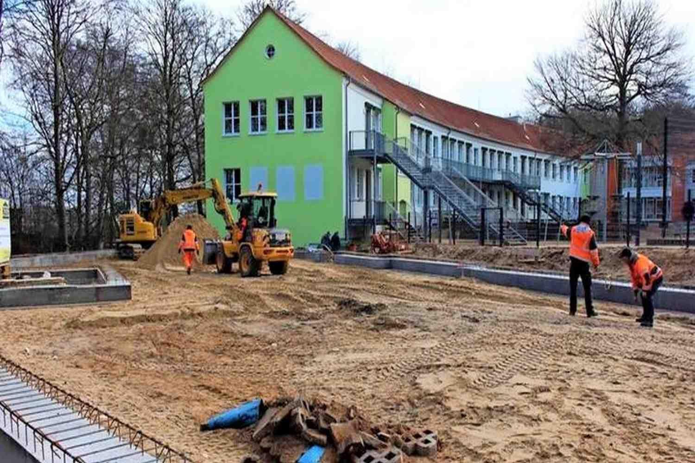 Baubeginn 2019